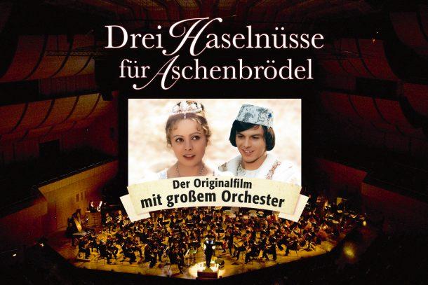 Drei Haselnüsse Für Aschenbrödel - Die Original Familien-Show